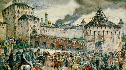 410 лет назад москвичи расправились со Лжедмитрием I