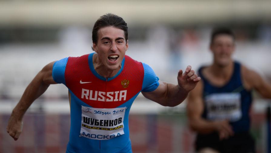 Сергей Шубенков устал терпеть и рвется на соревнования