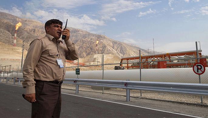 Иран пригрозил заблокировать поставки нефти в Персидском заливе