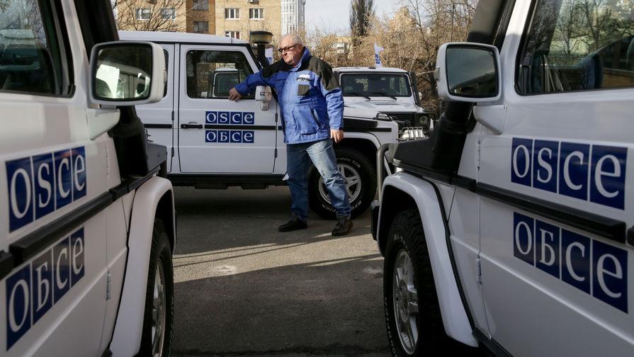 В ОБСЕ отреагировали на задержание офицера СЦКК ЛНР украинскими военными