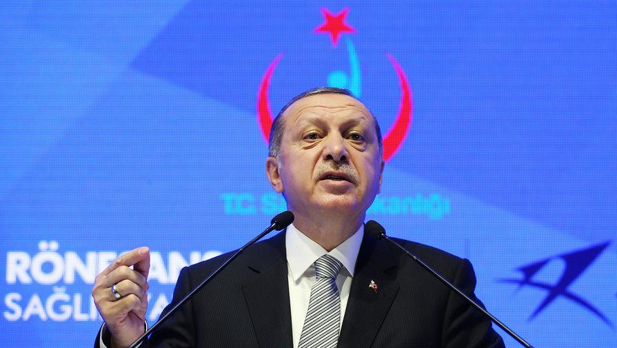 Эрдоган ответил на признание Байденом геноцида армян