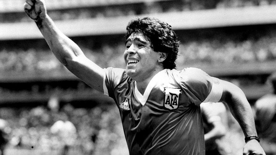 Диего Марадона, 1986 год