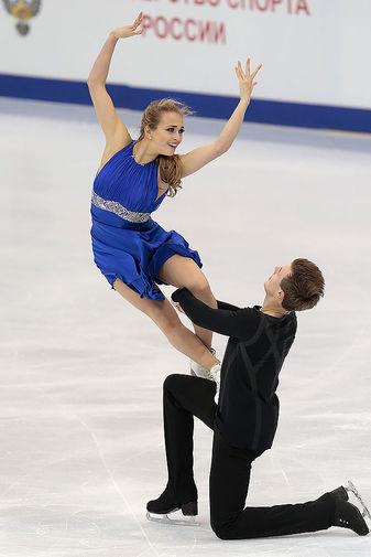 Виктория Синицына и Никита Кацалапов (Россия)