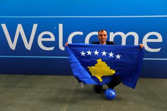 Косово стало полноправным членом УЕФА