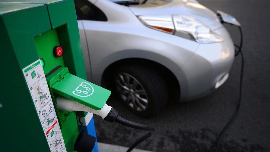 На внедрение электромобилей в России выделят 43 млрд рублей