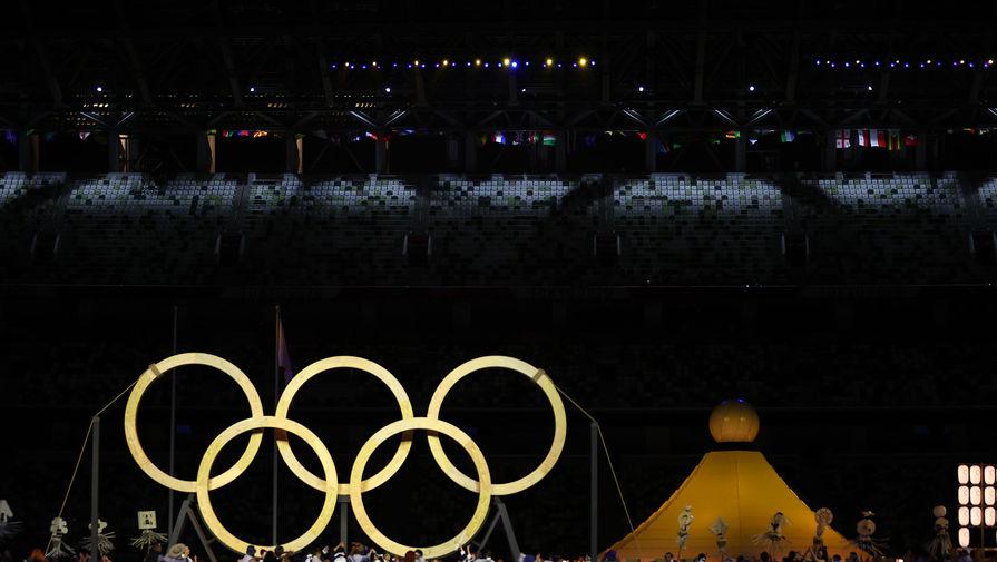 Россия заняла пятое место в медальном зачете по итогам второго дня Игр