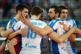 Казанский «Зенит» стал победителем Лиги чемпионов в пятый раз в своей истории