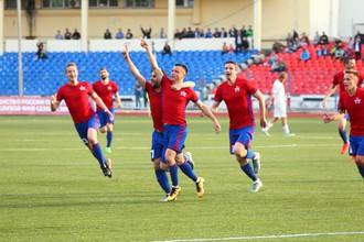 Игроки футбольного клуба «СКА-Хабаровск»