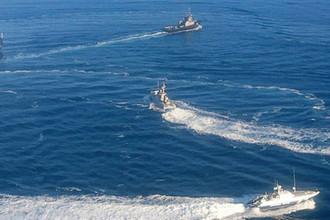 Морской бой: кому выгодна война Украины и России