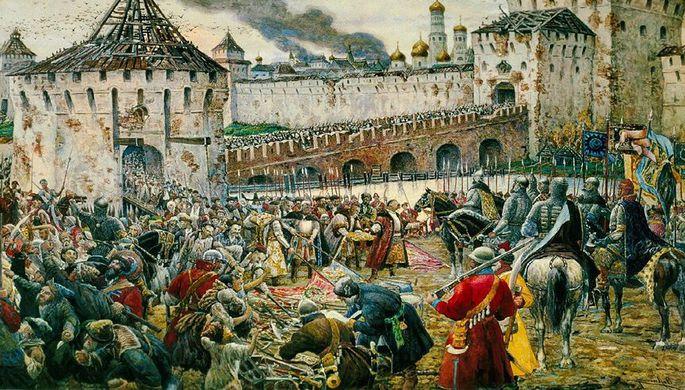 «Божьею милостью многих побили»: как Россия спаслась от поляков
