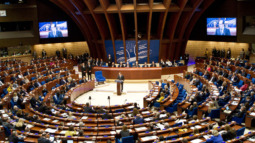 ПАСЕ отвергла украинские поправки к резолюции о возвращении РФ