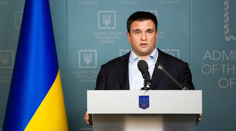 Климкин может стать послом Украины в США, узнали СМИ
