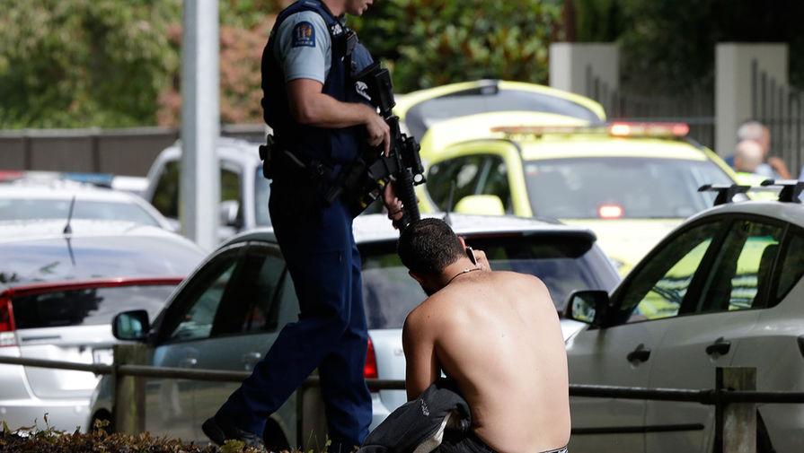 Путин отреагировал на теракт в Новой Зеландии