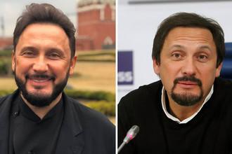 Стас Михайлов в 2019 и 2016 году