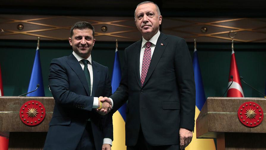 «Новый уровень»: Украина и Турция хотят создать беспилотник