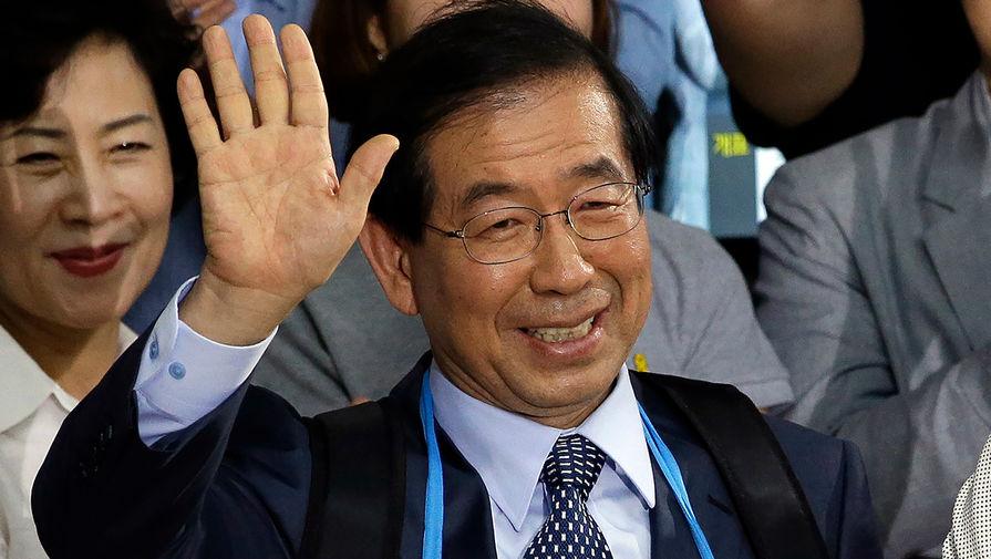 Оставил завещание: полиция ищет пропавшего мэра Сеула
