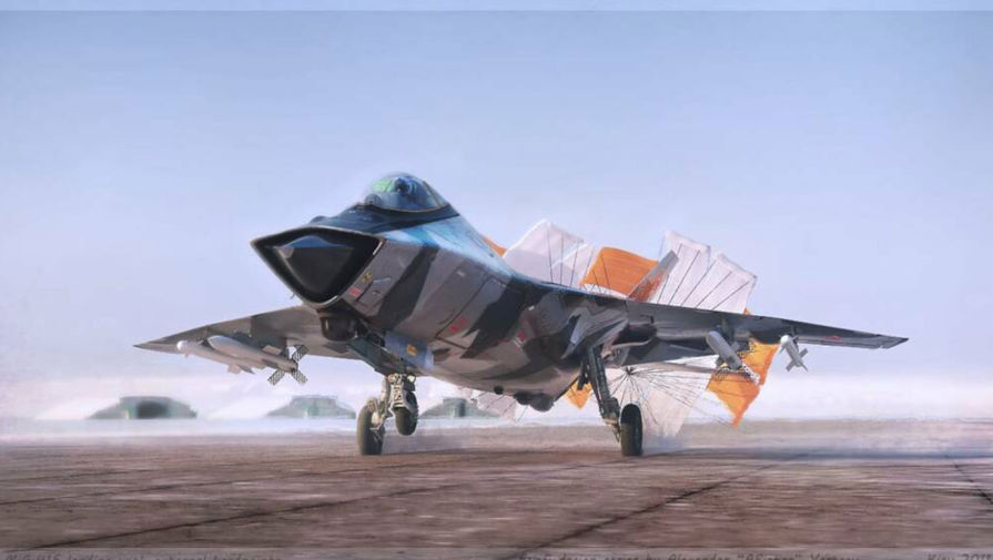 Одно бюро: как Россия создает новый истребитель
