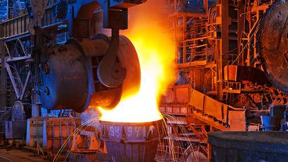 Конкуренция между китайской и российской сталью резко усилилась