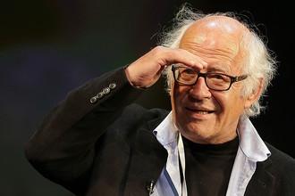 Председатель жюри конкурса режиссер Йос Стеллинг на закрытии X Международного кинофестиваля имени Андрея Тарковского «Зеркало»