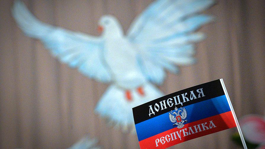 В ДНР образовались очереди за российскими паспортами
