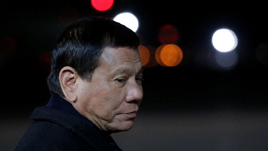 СМИ: Дутерте захотел переименовать Филиппины
