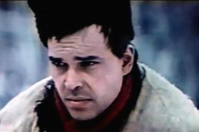 Юрий Рашкин в фильме «Мосты» (1973)
