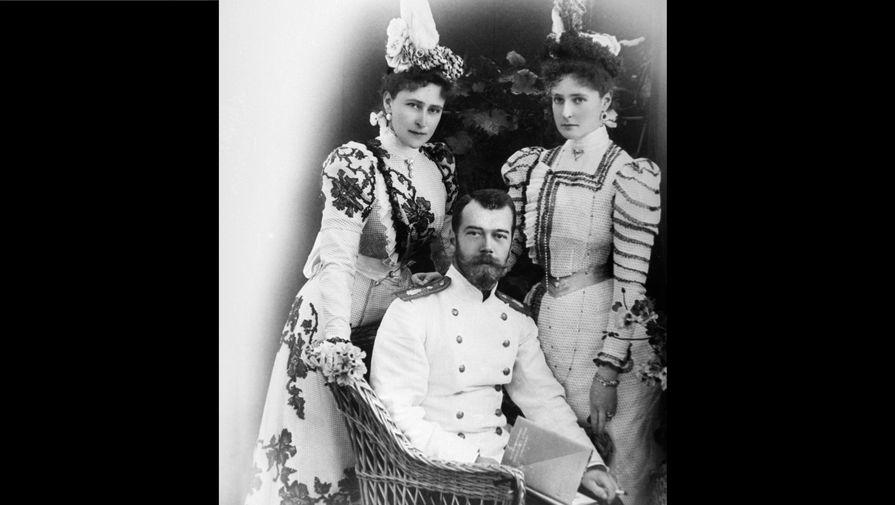 В США потребовали найти останки детей Николая II