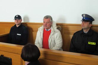 Рассмотрено ходатайство Генпрокуратуры России об экстрадиции экс-прокурора Александра Игнатенко