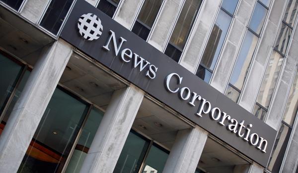 Убытки корпорации Руперта Мердока достигли четверти прибыли