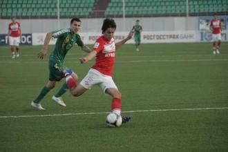 Молодежный состав «Спартака» одержал в шести матчах сезона четыре победы