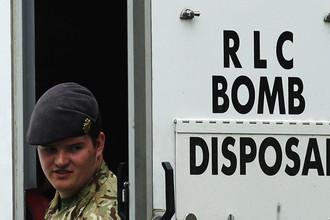 Британская полиция не нашла бомбу в доме Саада аль-Хилли