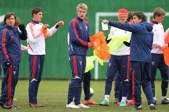 Николай Писарев назвал выход молодежной сборной России на Евро-2013 прорывом