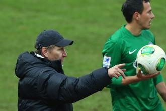 «Томь» впервые в сезоне уступила под руководством Василия Баскакова
