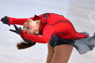 По мнению Виктора Шендеровича, Юлия Липницкая своими успехами поднимает рейтинг страны