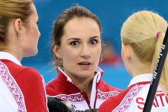 Российские керлингистки впервые в истории завоевали бронзу чемпионата мира и покорили всех своей красотой