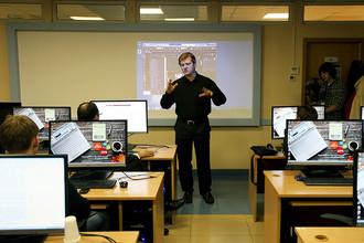 Центр «Специалист» представил новый 3D-класс