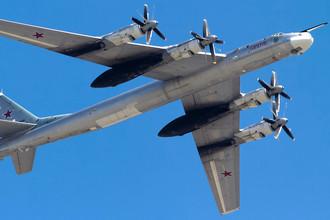 Стратегический бомбардировщик Ту-95МС «Медведь» (Россия)
