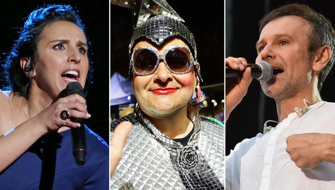 Ударили по своим: кто поедет на «Евровидение» от Украины