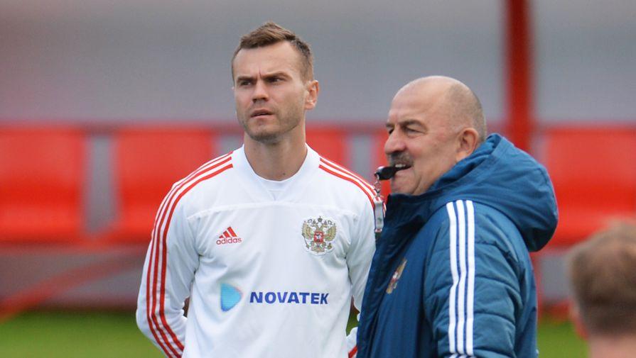 Экс-тренер ЦСКА высказался о вероятном возвращении Акинфеева в сборную