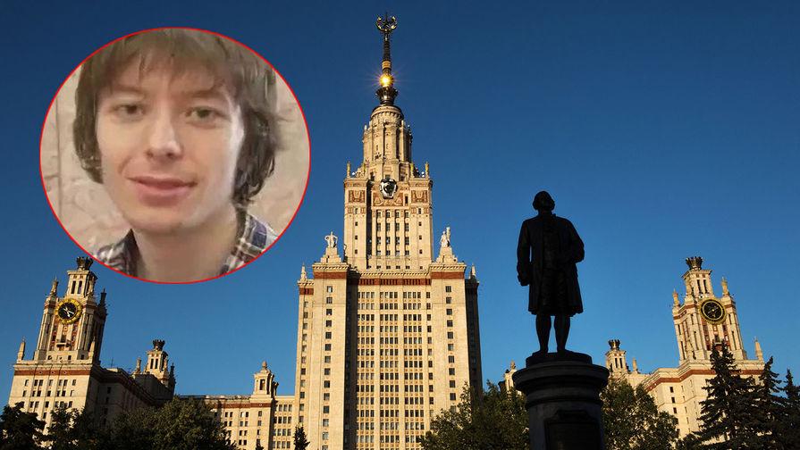 Аспирант МГУ выпал из окна общежития на глазах полицейских