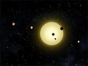 ��� �������� ����� ���������� ���������� Kepler