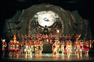 «Балет театра Ла Скала» показал Москве «Эксельсиор»