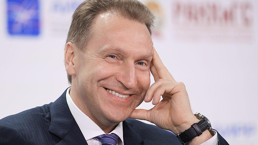 Шувалов ожидает появление единого органа управления интеллектуальной собственностью