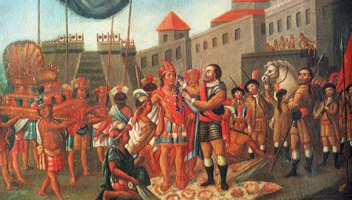 «С крестом и жаждой золота»: 500 лет завоеванию Мексики