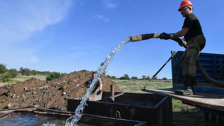 Глава Крыма поручил подготовиться к худшим сценариям с водоснабжением