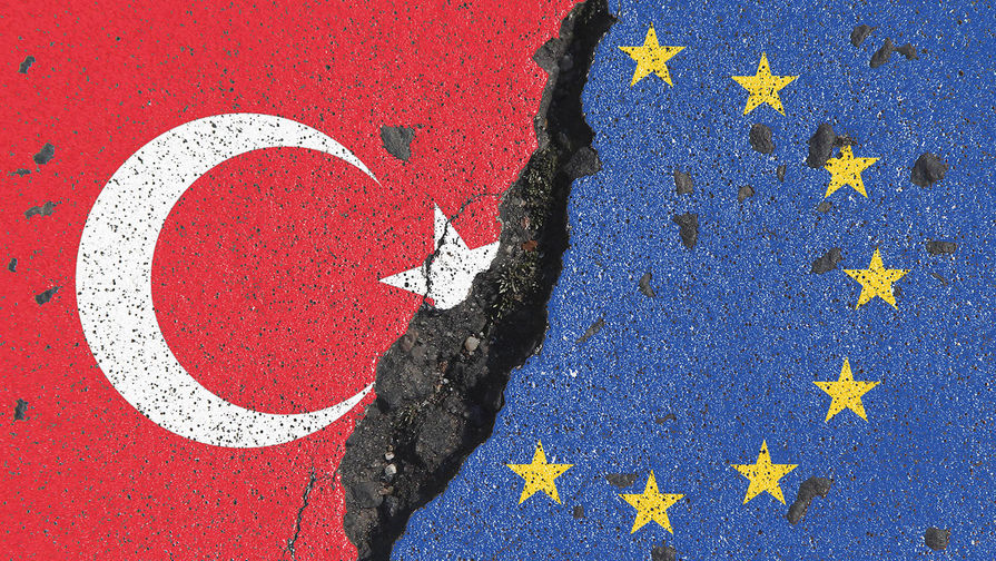 Во французском МИДе отрицательно оценили шансы Турции вступить в ЕС