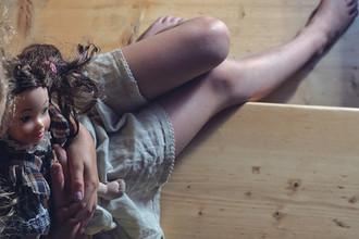 Редкая болезнь: найденная в Орле девочка оказалась не «маугли»
