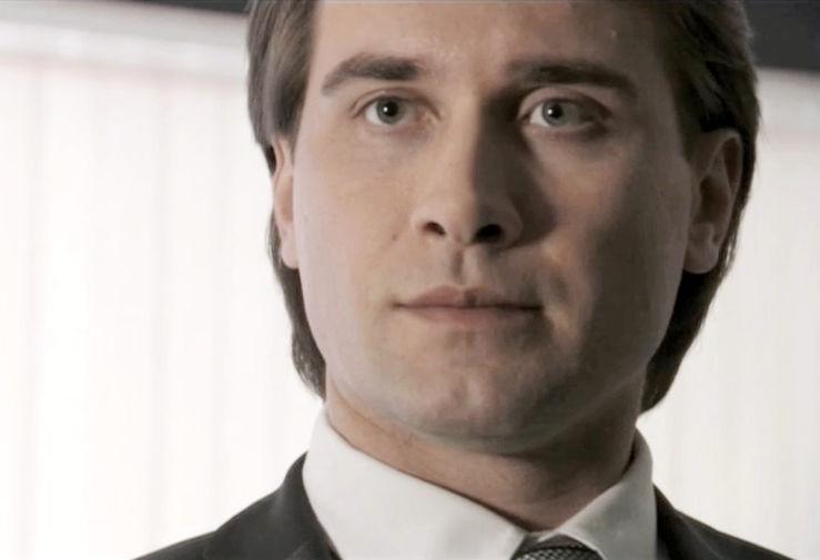Артем Анчуков в сериале «Время Синдбада» (2012)