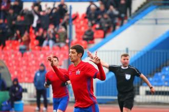 «СКА-Хабаровск» принимает «Оренбург» в матче за выход в РФПЛ