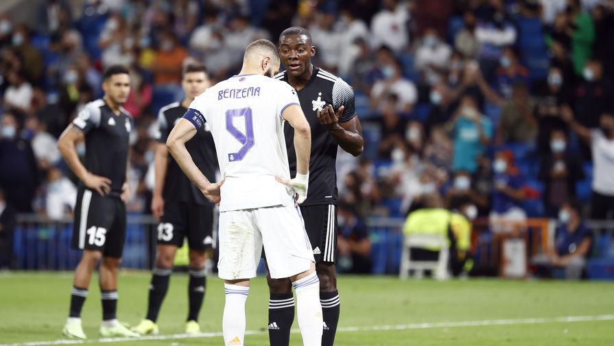 Шериф возглавил группу Лиги чемпионов, в которой играют Реал и Интер
